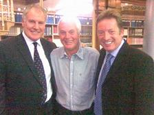 Joe Royle, Duncan McKenzie and Paul