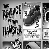 Revenge of the hamster